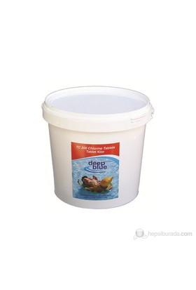 Deep Blue Tablet Klor 200 Gr. %90 5 Kg.