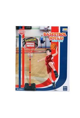 Nani Toys Ayaklı Basketbol Potası Oyun Seti