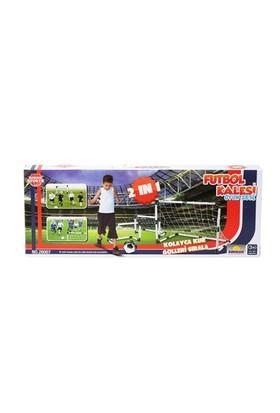 Nani Toys 2IN1 Futbol Kalesi Oyun Seti