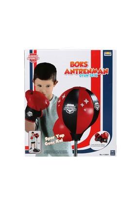 Nani Toys Eldivenli Box Antremanı Oyun Seti
