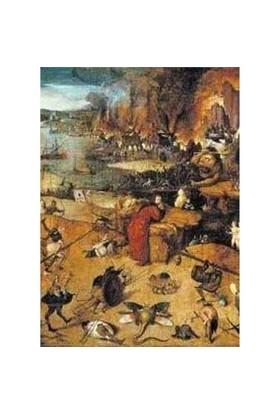 Ricordi Puzzle The Tempting Of St. Antonio -Bosch (2000 Parça)