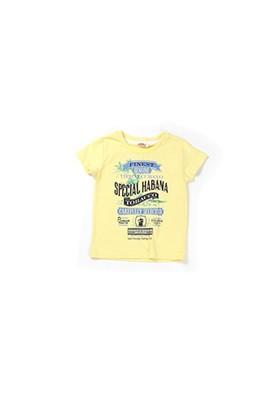 Zeyland Erkek Çocuk Sarı T-Shirt - K-61KL1752