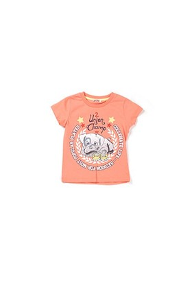 Zeyland Erkek Çocuk Somon T-Shirt - K-61KL1752