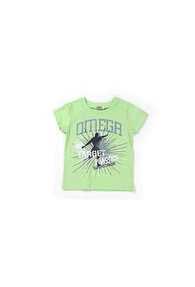 Zeyland Erkek Çocuk Yeşil T-Shirt - K-61KL1752