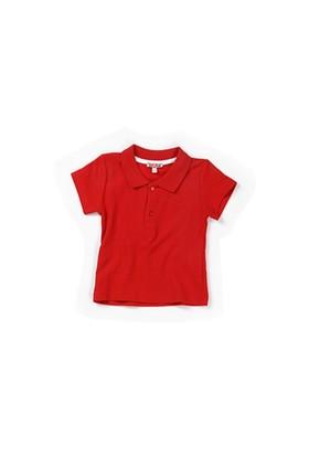 Zeyland Erkek Çocuk Kırmızı Polo T-Shirt - K-61KL3752