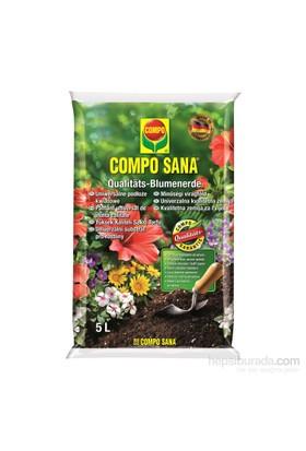 Compo Çiçekli Bitkiler için Toprak 5lt