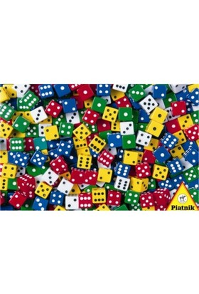 Piatnik Puzzle Zarlar (1000 Parça)