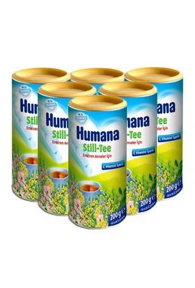 Humana Still-Tee Emziren Anneler için 200 gr 6'lı Ekonomik Paket