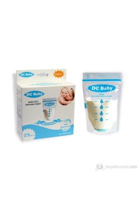 Dc Baby Süt Saklama Poşeti 25 adet