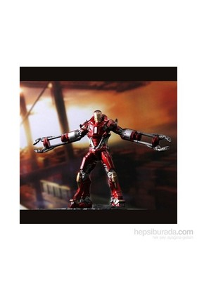 Iron Man 3 Mark 35 Battlefield Collection