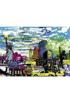 Heye I Love New York! (1000 Parça)