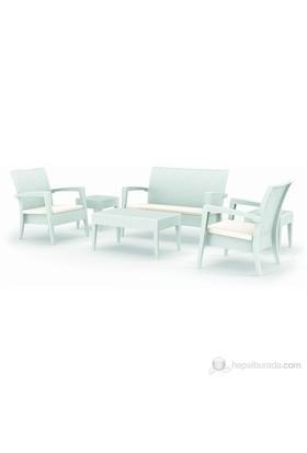 Siesta 840 Miami Set Beyaz