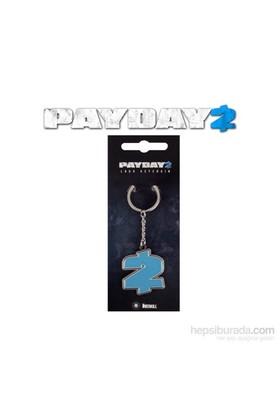 Payday 2 Logo Keychain Anahtarlık
