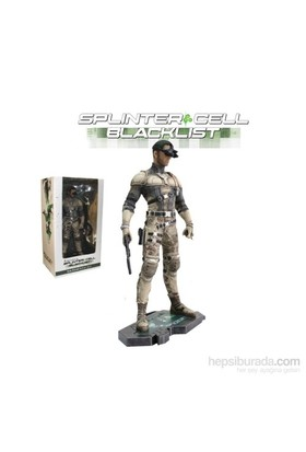 Splinter Cell Blacklist Sam Fisher Statue