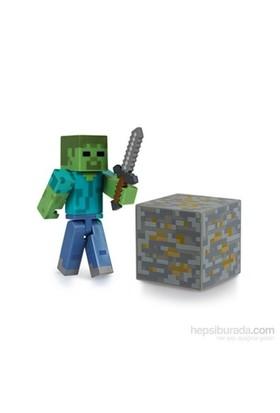 Minecraft Zombie Figür