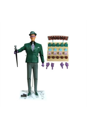 Dc Collectibles Batman Animated Series: Riddler Action Figure