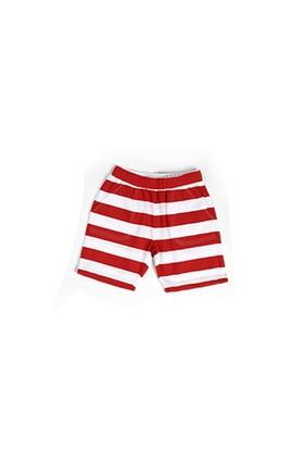 Zeyland Erkek Çocuk Kırmızı Çizgili Şort - K-61KL1710