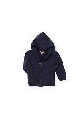 Zeyland Erkek Çocuk Lacivert Kapsonlu Sweat - K-61KL1729