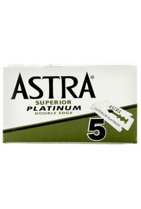Astra Jilet Ustura Çift Taraflı 5 Li