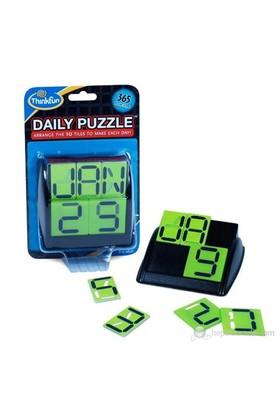 Takvim (Daily Puzzle) Akıl Oyunu