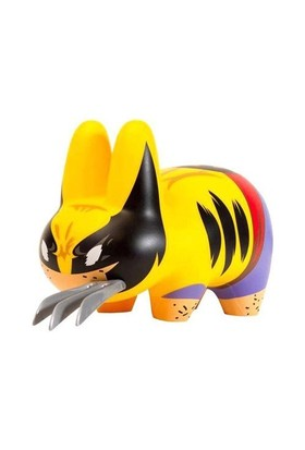 Kidrobot Marvel Labbit Wolverine