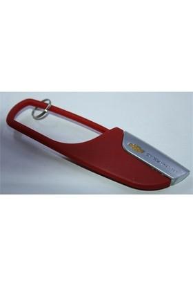 Chevrolet Anahtarlık Kırmızı