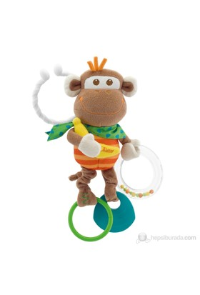 Chicco Titreyen Maymun Çıngırak