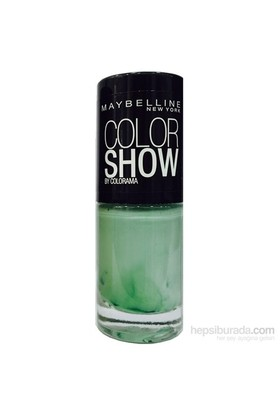 Maybelline Color Show Oje 7 Ml - 214 Green With Envy