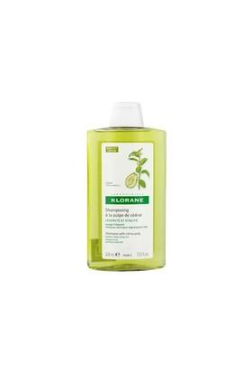 Klorane Shampooing puple cedrat 400 ml - Turunçgiller ekstreli şampuan (mat saçlar için ışıltı veren)