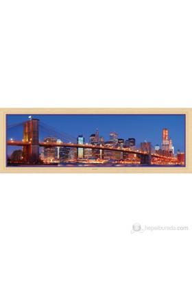 Masterpieces Puzzle New York City, NY (1000 Parça,Panoramik)