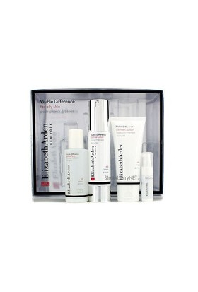 Elizabeth Arden Visible Difference Skin Essentials 4 Pcs Set