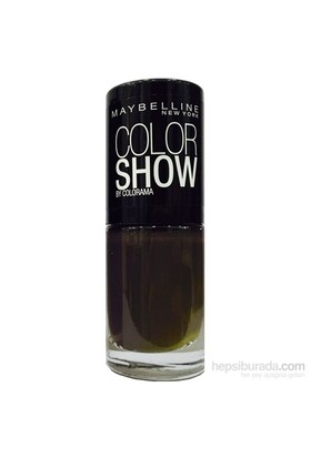 Maybelline Color Show Oje 7 Ml - 549 Midnight Taupe