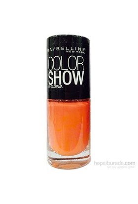 Maybelline Color Show Oje 7 Ml - 342 Coral Craze