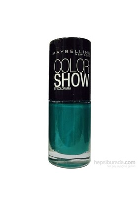 Maybelline Color Show Oje 7 Ml - 120 Urban Turquoise