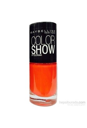 Maybelline Color Show Oje 7 Ml - 110 Urban Coral