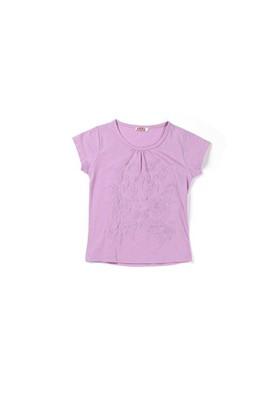 Zeyland Kız Çocuk Lila Bluz - K-61KL5251