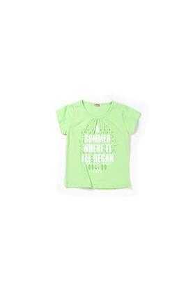 Zeyland Kız Çocuk Yeşil Bluz - K-61KL5251