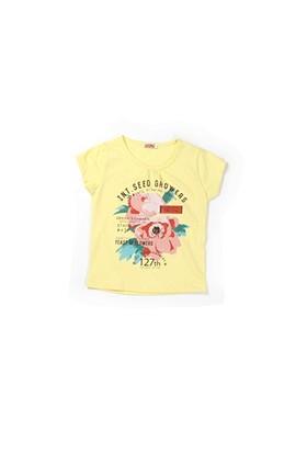 Zeyland Kız Çocuk Sarı Bluz - K-61KL5254