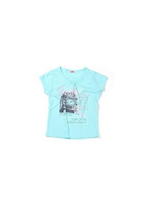 Zeyland Kız Çocuk Turkuaz Bluz - K-61KL5254