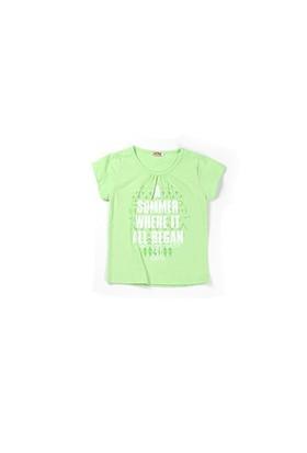 Zeyland Kız Çocuk Yeşil Bluz - K-61KL5254