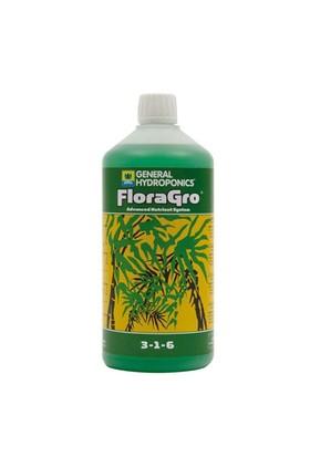 General Hydroponics Flora Serisi Grow 1 Lt