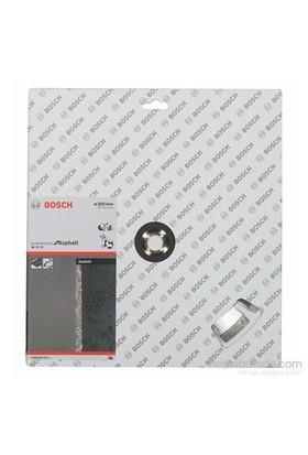 Bosch - Standard Seri Asfalt İçin Elmas Kesme Diski - 300 X 20/25,40 X 2,8 X 10 Mm