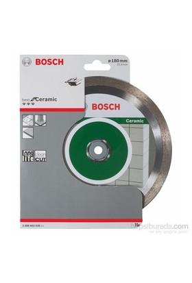 Bosch - Best Serisi Seramik İçin Elmas Kesme Diski - 180 X 25,40 X 2,2 X 10 Mm