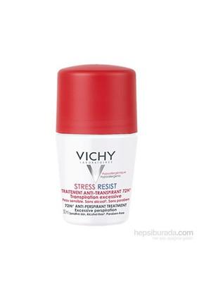 Vichy Stress Resist Anti Transpirant 72H 50 Ml - Terleme Karşıtı Yoğun Kontrol Deodorant