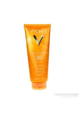 Vichy Ideal Soleil Lait Famill Spf30 300 Ml Yüksek Korumalı Büyük Boy Yüz Ve Vücut Sütü Spf30