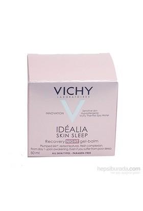 Vichy Idealia Skin Sleep Recovery Night Gel Balm - Gece Bakım Kremi 50 Ml