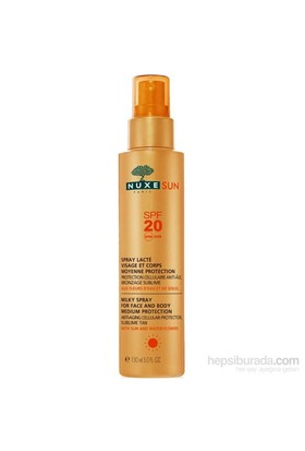 NUXE Spray Lacté SPF 20 150 ml