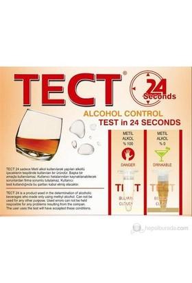 Tect24 Sahte Alkol Testi 8'Lik Paket