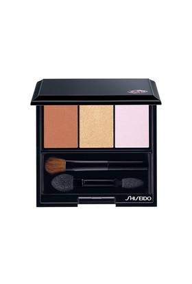 Shiseido Smk Luminizing Satin Eye Color Trio Br214