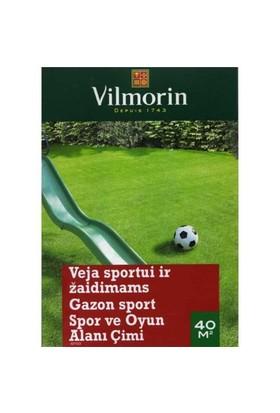 Vilmorin Spor Alanı Çimi 1 Kg (40 m² alan içindir.)